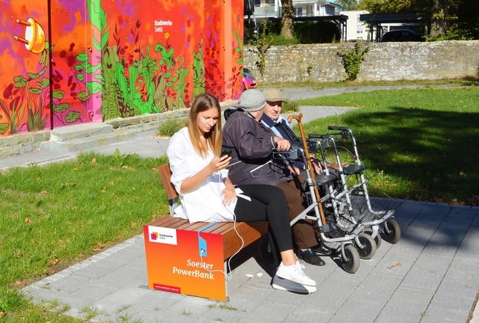 Soester PowerBank - Stadtwerke Soest