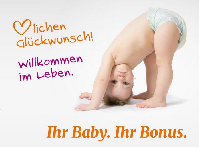 Stadtwerke Soest Babybonus